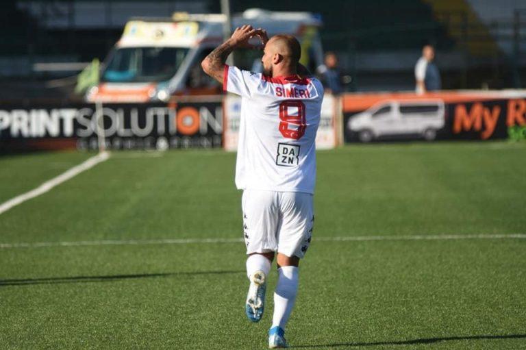 17/08/20 Simeri:Il Bari offre al giocatore un prolungamento fino al 2023. Simeri-1-768x511